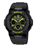 Casio Womens Baby G Standard AnaDigi Watch - Black