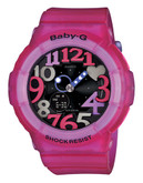 Casio Womens Baby G Standard Analog Watch - Pink