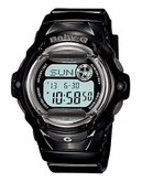 Casio Women's Baby-G Black Watch - Black