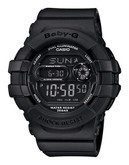 Casio Women's Baby-G Watch - Black