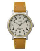 Timex Unisex Originals Grande Classics Standard T2P505AW - Yellow