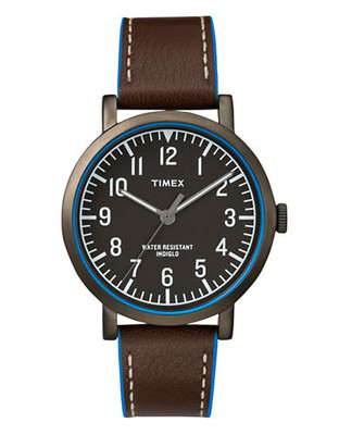 Timex Unisex Originals Grande Classics Standard T2P506AW - Blue