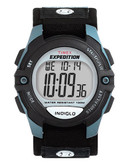 Timex Expedition Chorono Alarm Timer - BLUE
