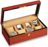 Vox Luxury Rosewood Finish 8 Display Watch Case