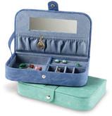 Slim Jewelry Box Medium - Green