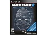 Payday 2 Safecracker PS3
