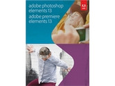 Adobe Photoshop & Premiere Elements 13 Bundle for Windows & Mac - Full Version (French Canadian) - Download