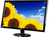 "AOC I2421VWH Black 24"" 5ms Widescreen LED Backlight LCD Monitor IPS"