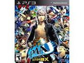 Persona 4 Arena Ultimax PlayStation 3