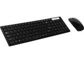 Orange KBCKT02BK Black RF Wireless Keyboard and Mouse