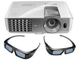 BenQ  W1070_Bundle_3D  DLP  Home Theater Projector