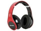 Bluedio R-WH Stereo Hi-fi Headphones /Revolutionary 8 driver units/ Hi-fi monitoring headset /Wired Headphones (Red)
