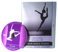 Dance Creations Recital DVD 2019