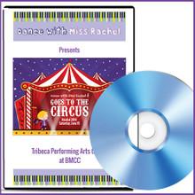 Dance with Miss Rachel Recital DVD 2019