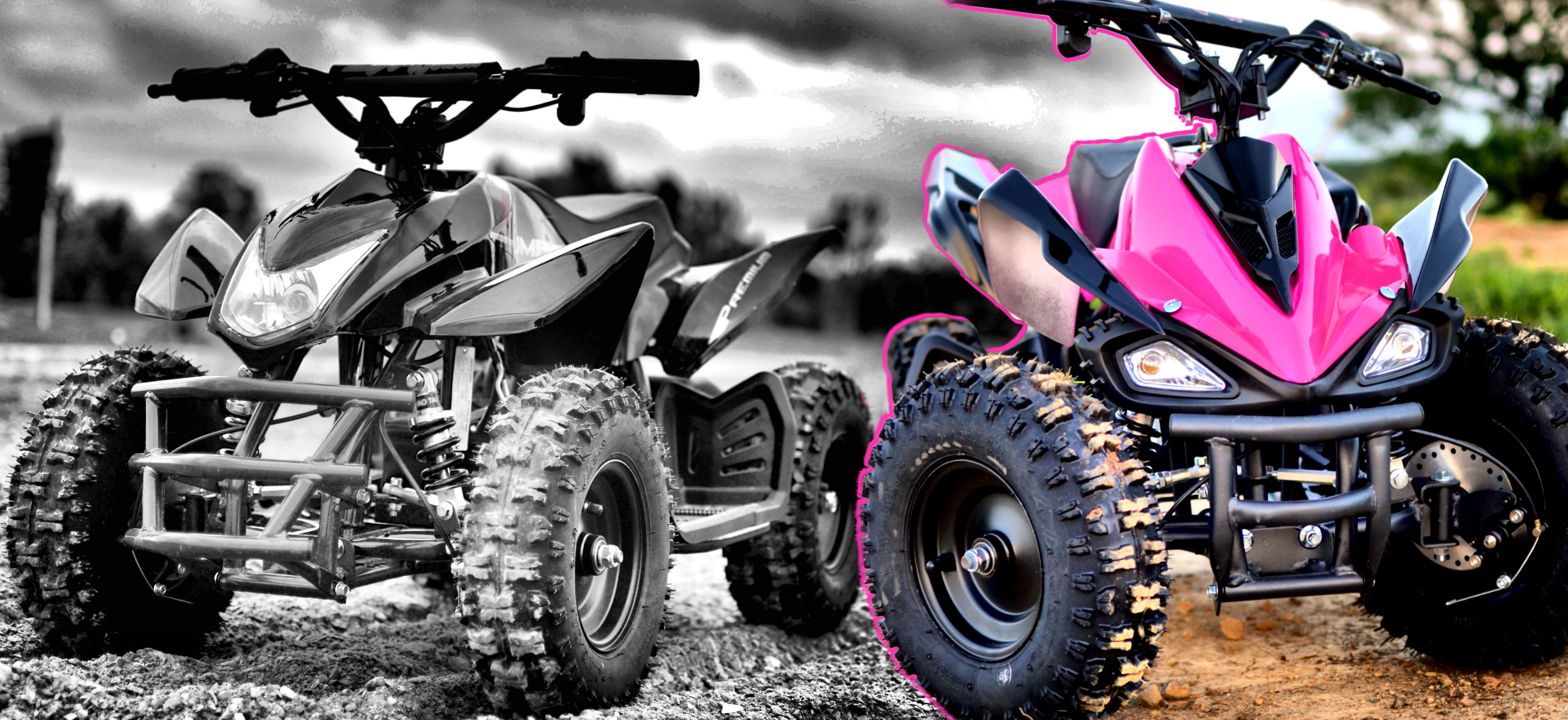 Ride on Cars and ATV's for Kids - Big Toys Green Country