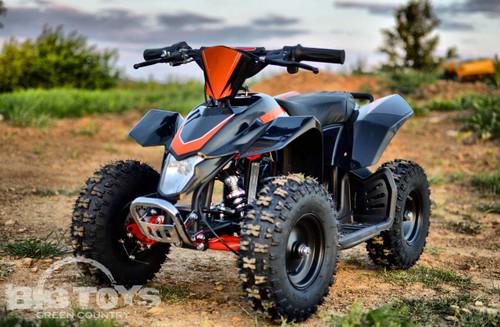 Black Sahara 24 ATV