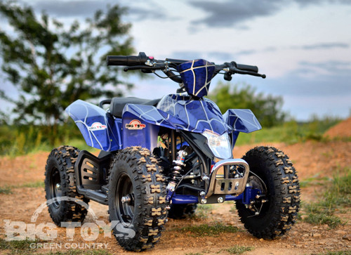 Go-Bowen 24v Sahara ATV Blue