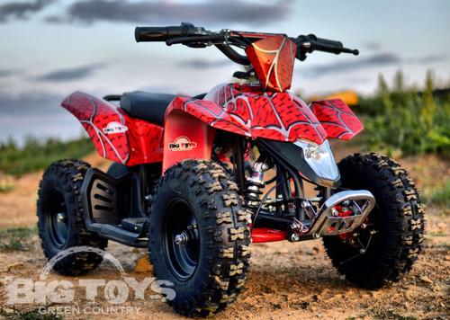 Go-Bowen 24v ATV Red