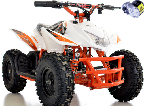 White titan ATV 24v