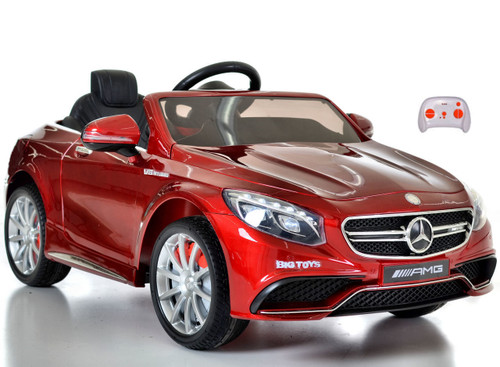 kids Ride On Mercedes toy