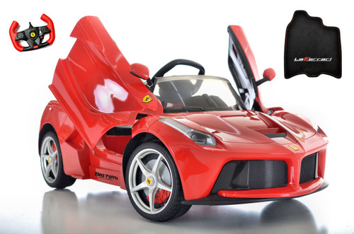 Ferrari Ride On Car toy