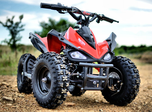 red mars bowen atv for kids 24v 4 wheeler