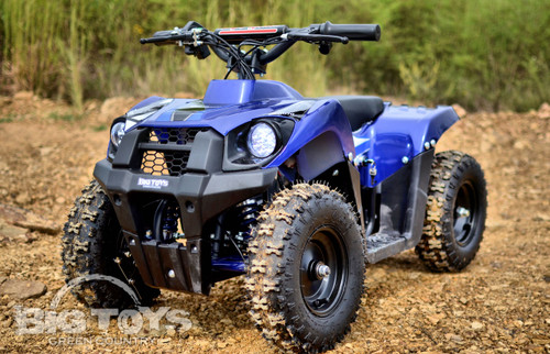 blue  go bowen monster atv