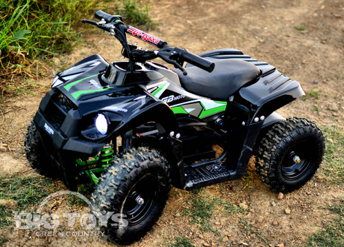 Go-Bowen 36v Monster Sport ATV Black
