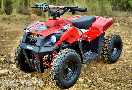 36v Go-Bowen Monster Sport ATV Red
