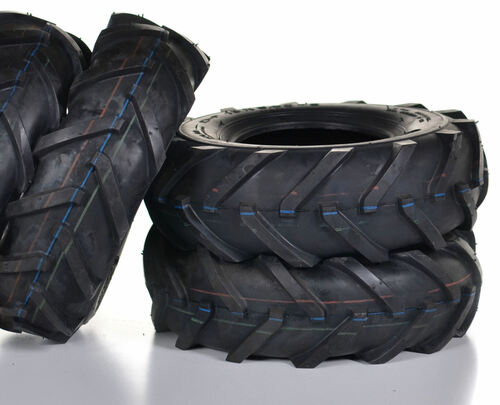 rubber tires terra ripper ATV