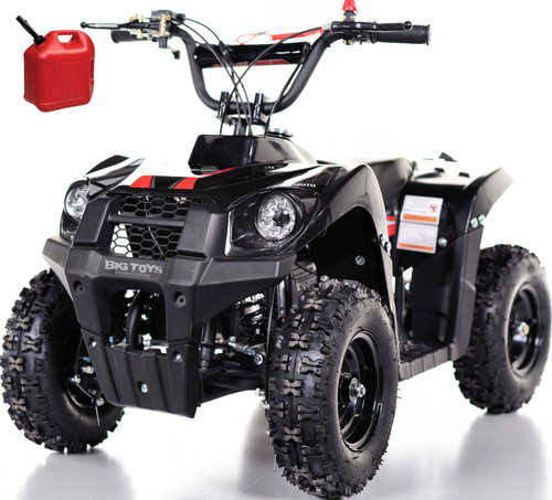 Super Sport 40CC Kids Mini 4 Wheeler ATV + FREE Shipping - Red