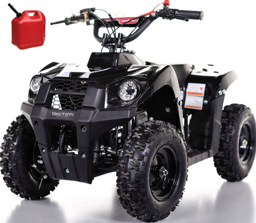 Super Sport 40CC Kids Mini 4 Wheeler ATV + FREE Shipping - White