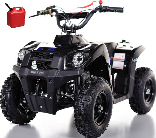 Super Sport 40CC Kids Mini 4 Wheeler ATV + FREE Shipping - Blue