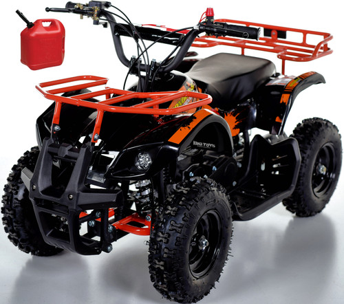 Sonora 40CC Kids mini 4 wheeler ATV + FREE Shipping Orange