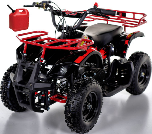 Sonora 40CC Kids Mini 4 Wheeler ATV + FREE Shipping - Red