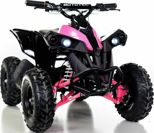 Renegade 36v 500W Kids 4-Wheeler ATV - Pink