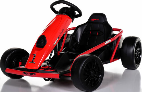 24v Mini Electric Drift Kart - Red