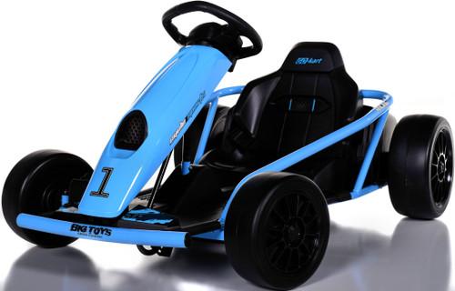 24v Mini Electric Drift Kart - Blue