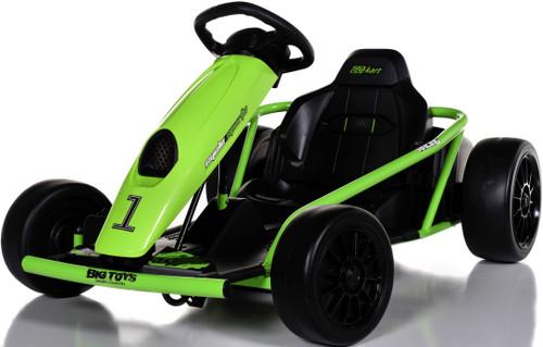 24v Mini Electric Drift Kart - Green