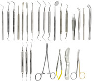 Periodontal Surgery Kit