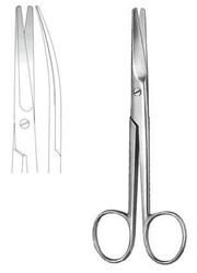"Mayo Dissecting Scissors 6 3/4"" Curved"