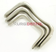 Sims Vaginal Speculum Set of 3