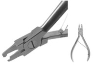 Crown Crimping 421S Orthodontic Pliers