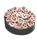 Holiday Yogurt Pretzel Tin