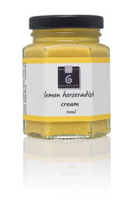 Lemon Horseradish Cream