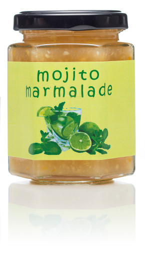 Jam packed with limes and lemons with a twist of white rum - a zingy tangy marmalade, perfect served with cheeses or add to sour cream or cream cheese for a delicious dip 195ml