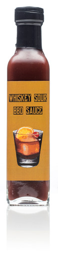 A little taste of Louisiana - a rich smokin' BBQ Sauce with a splash of Bourbon Whiskey to spike it up!  250ml