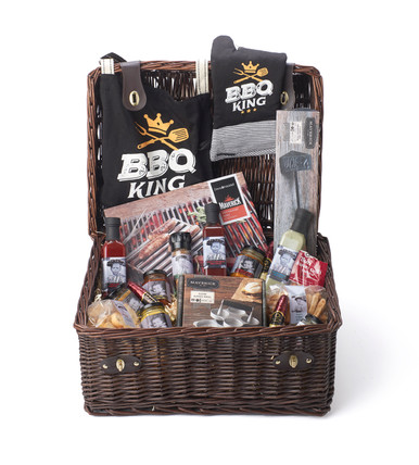 King of the BBQ Hamper