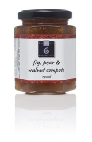 Fig, Pear & Walnut Compote 190 ml