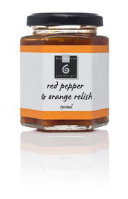 Red Pepper & Orange Relish